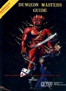 The Important Book - The Dungeon Masters Guide