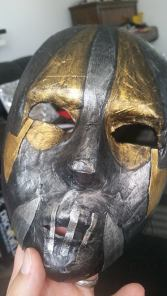 My Death Eater mask