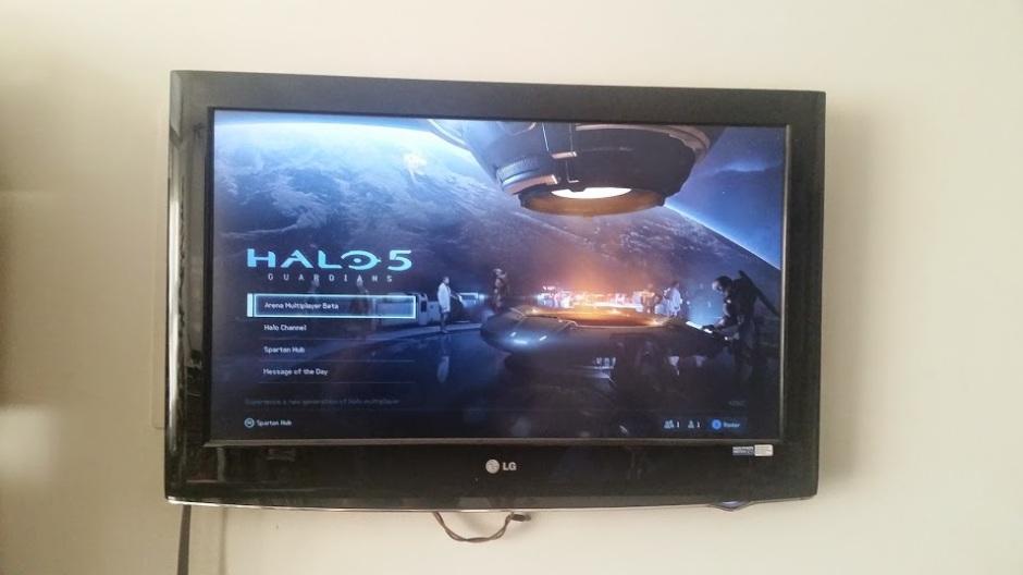 Halo5 Beta Lobby