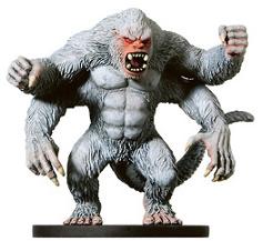 four armed white ape - a girallon