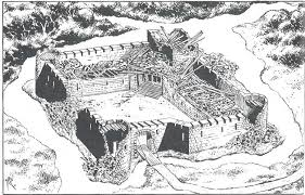 The Moathouse - Temple of Elemental Evil