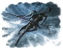 Shadow Flayer Illustration