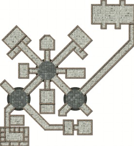 Floorplan to the Whitehearth Facility
